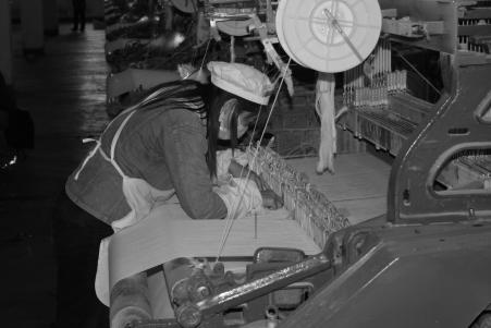 shoaxing textile factory